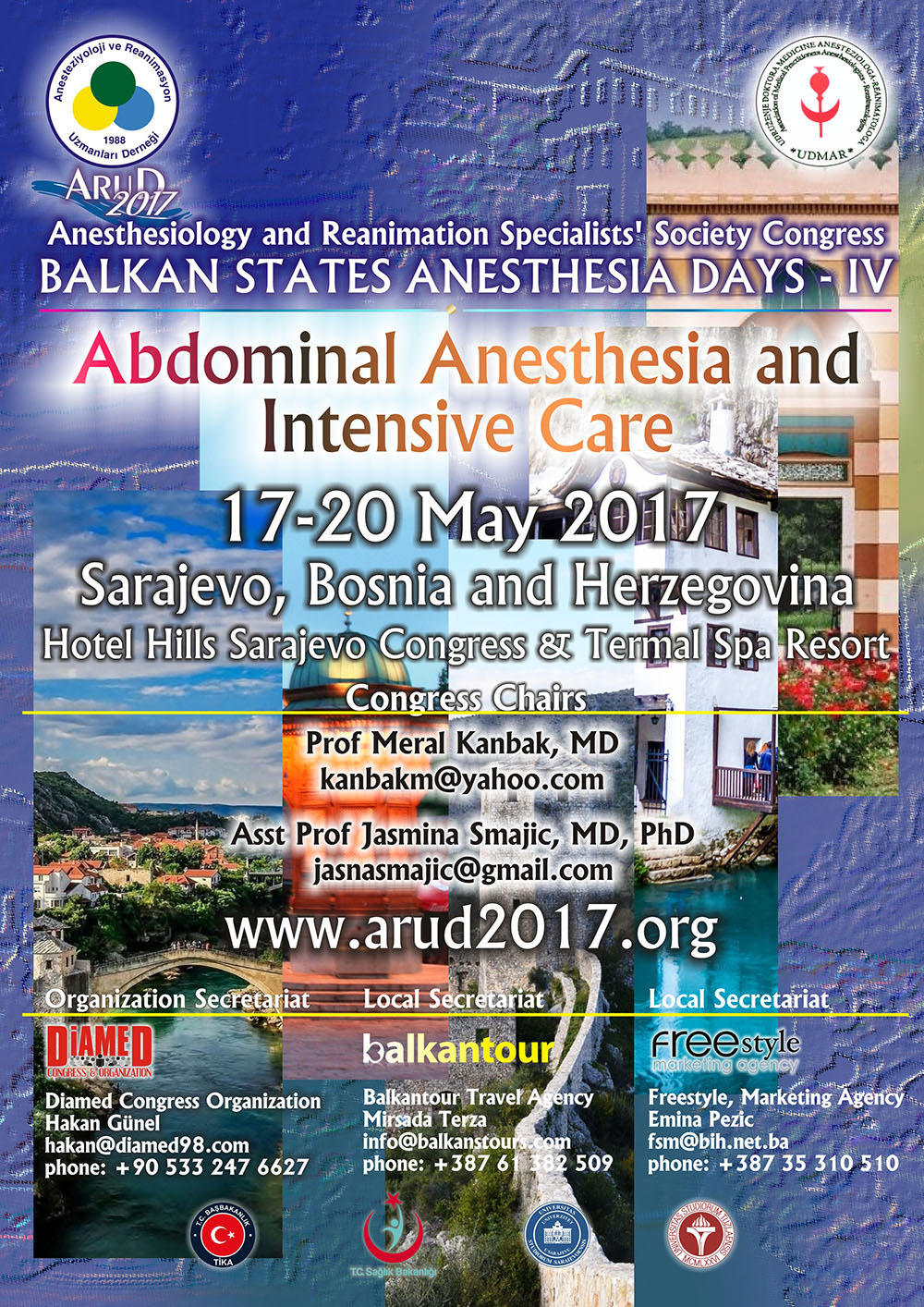 Abdominal Anesthesia and Intensive Care 2017