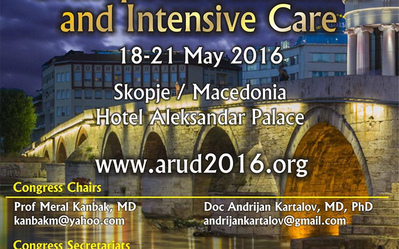 Orthopedic Anesthesia and Intensive Care - 2016