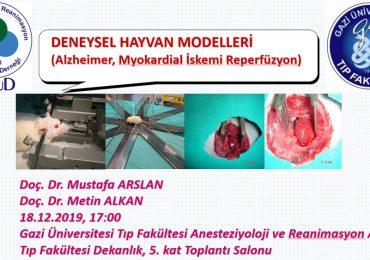 DENEYSEL-HAYVAN-MODELLERİ