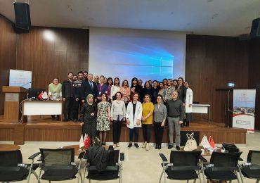 ARUD Şubat ayı Toplantısı Bilkent Şehir Hastanesi'nde yapıldı.